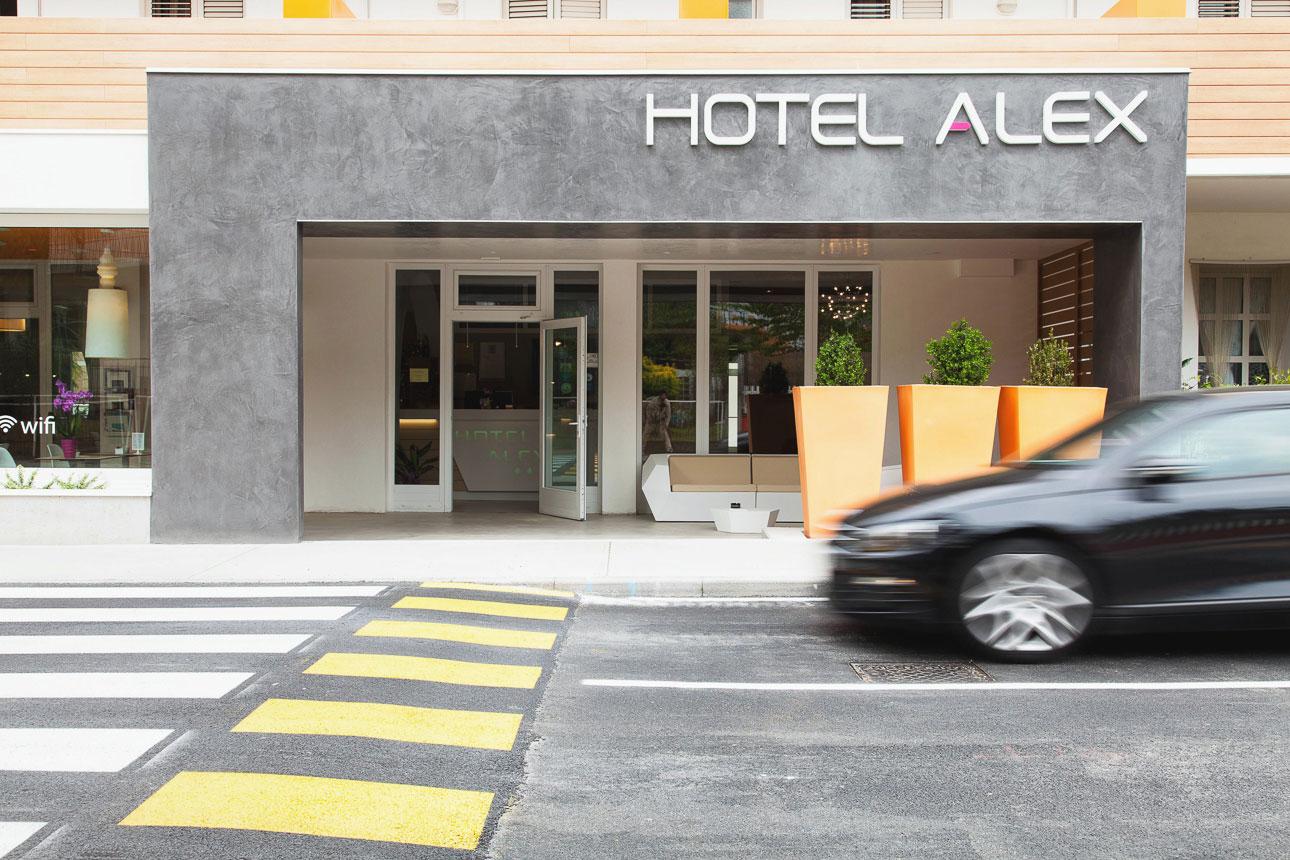 Hotel Alex Lignano
