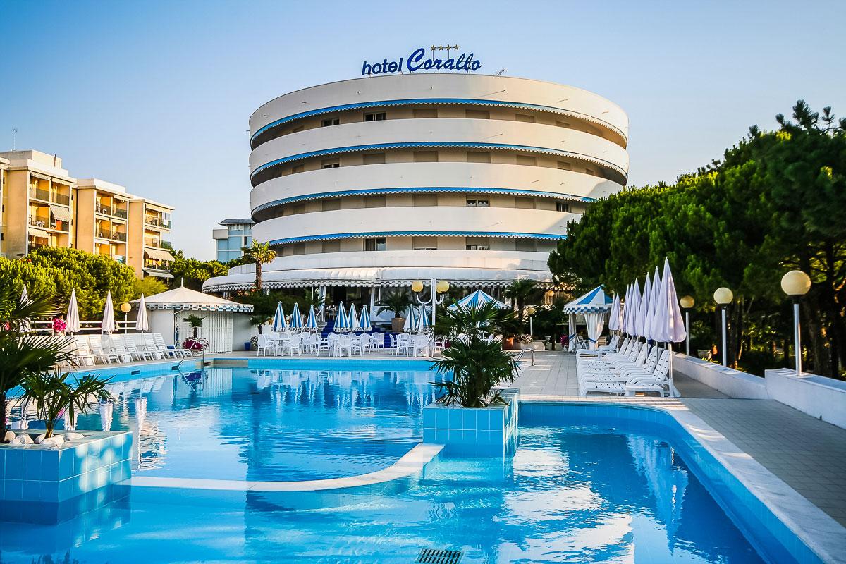 Hotel Corallo Bibione