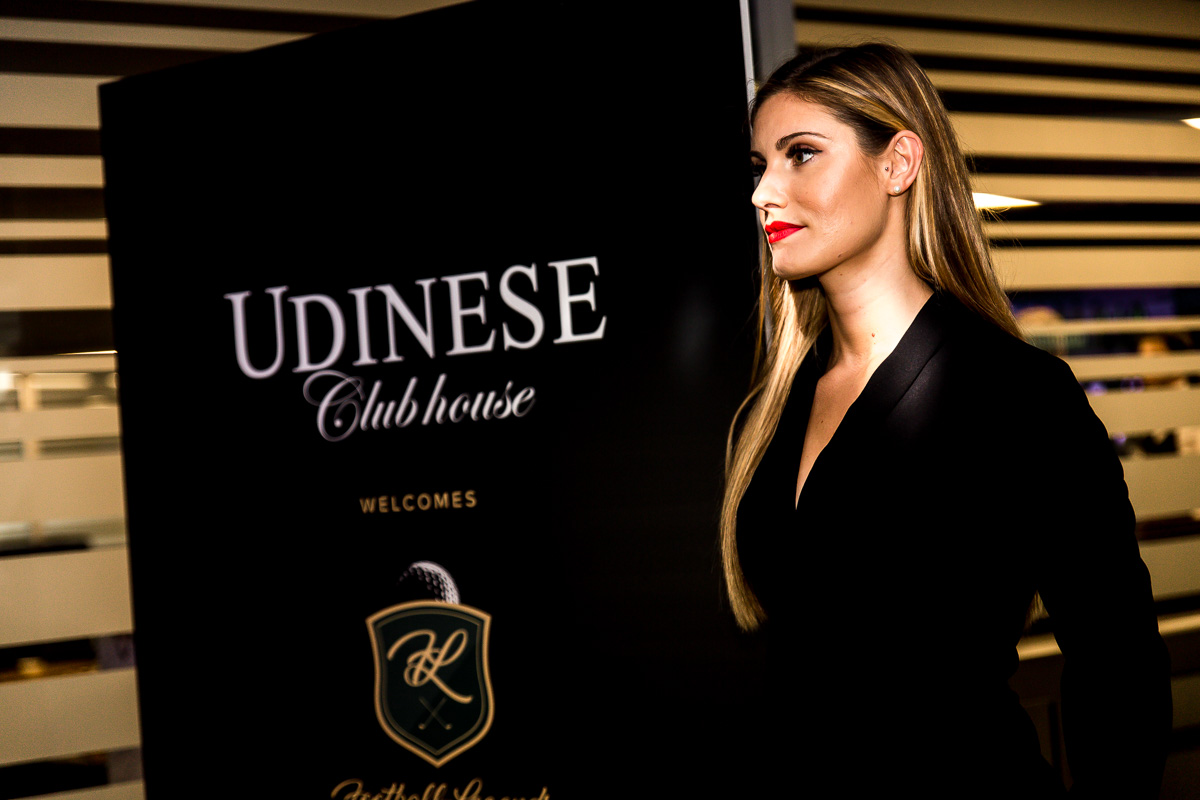 Udinese Golf Football Legends 2018