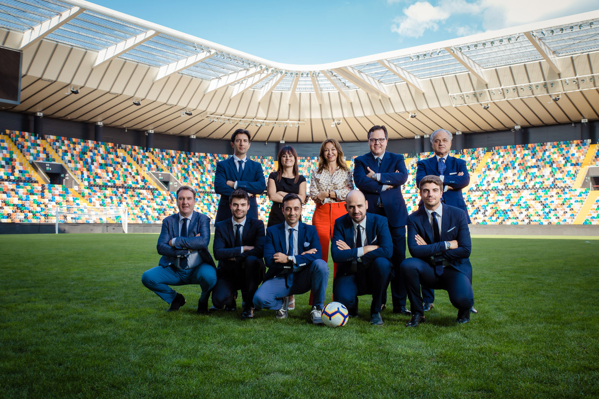 Udinese Calcio S.p.a
